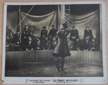 Three Maxims/Show Goes On, Gaumont British Pictures Still, Anna Neagle, '38 (g)